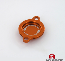 Lock till oljefilter SXF 250 13->, SXF 350 11->, SXF 450 07-12 Orange