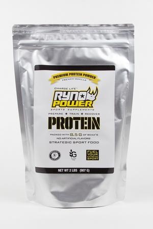 Ryno Power Proteinpulver Vanilj 907gr