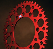 CR 125/250, CRF 250/450 02-> Röd