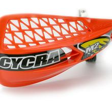 M2 Recoil Ventilerad Handskydd Racer Pack KTM Orange