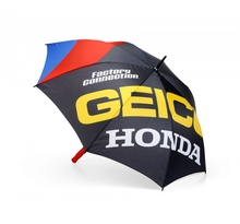 100%, STRIKE STANDARD UMBRELLA GEICO/HONDA/ BLACK