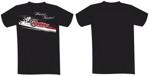 KNOBBY T-Shirt Svart Medium