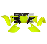 Plastkit RMZ 250, 10->, NEON Gul Limited Edition